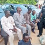 Bandits: Fuel, bread suppliers arrested in Katsina (photos)