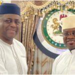 'You've Turned to Beggar' – Nigerians Mock Fani-Kayode for Naming Yahaya Bello 'White Lion'