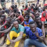 FCTA raids criminal hideouts in Gwarinpa, arrests 49 suspects