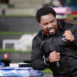 VIDEO: TB Joshua's disciples evicted from SCOAN over leadership tussle