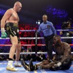 Trilogy fight: Deontay Wilder complains about Tyson Fury's gloves