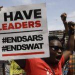 EndSARS: One year after, Nigerian youths weep over Lekki massacre, mourn 'fallen heroes'