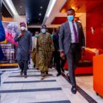 Bola Tinubu returns to Nigeria, opens up on London trip