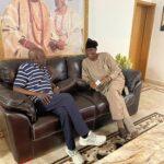 Gbenga Daniel visits Tinubu (photos)