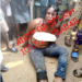 Female Kidnapper Stripped Naked After Hypnotizing Children In Ibadan