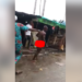 Child Kidnapper Stripped Naked And Mobbed After Being Caught In Lagos (Photos)
